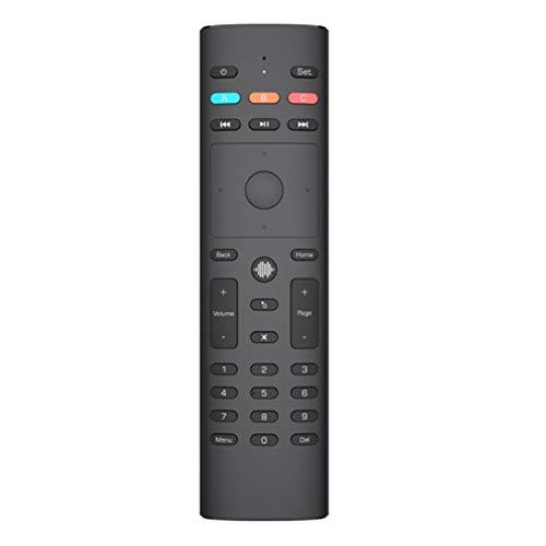 Kuinayouyi G40 BúSqueda por Voz Air Mouse IR Learning Gyro 2.4G Control Remoto Inteligente para TV para para Android TV Box