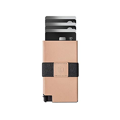 Ekster Senate - Slim Leather Wallet - RFID Blocking - Quick Card Access