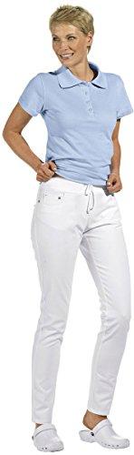 LEIBER Damen-Hose Slim Style - weiß - Größe: 44L
