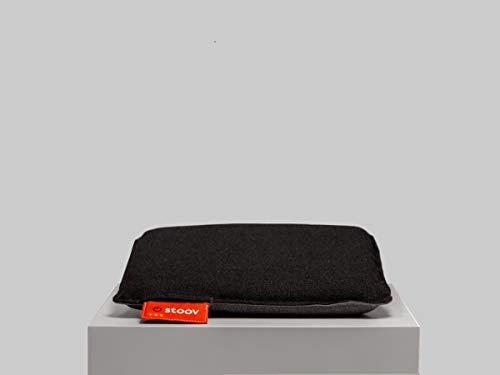 Stoov One Premium Charcoal Schwarz