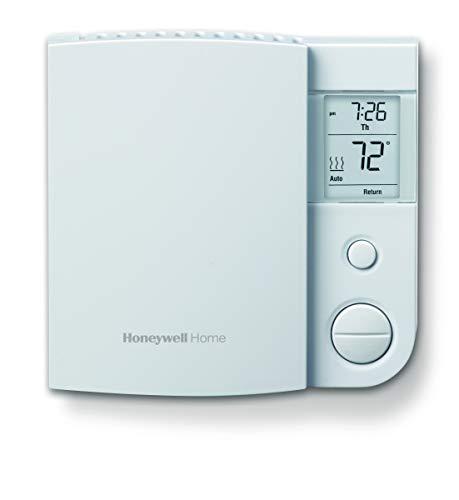 Honeywell 7-Day Programmable Line Volt Thermostat for Electric Heating TH115-AF-240S//U TH115-AF-240S-2