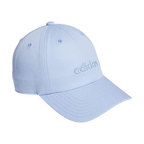 adidas Gorra Ajustable Contender Relajada para Mujer, Mujer, Gorro/Sombrero, 977400, Azul Brillante, Talla única
