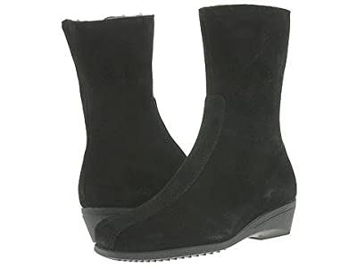 La Canadienne Elena (Black Suede) Women
