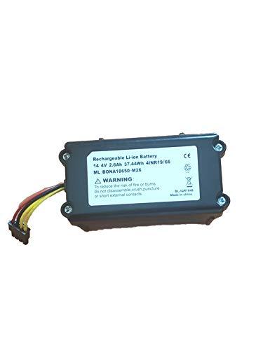 conga Bateria Robot Aspirador Serie 1290-1390-1490-1590