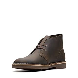 Clarks Men's Bushacre 2 Chukka Boot, Gold Suede, 11 M US (B06X6KXXWY) | Amazon price tracker / tracking, Amazon price history charts, Amazon price watches, Amazon price drop alerts