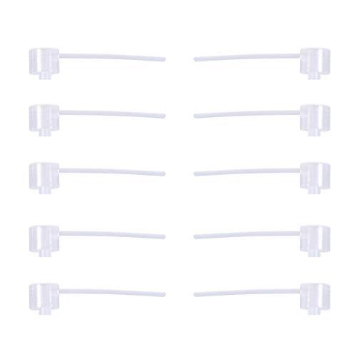 SDENSHI 10pcs / Set Pompe De Recharge Facile pour Bouteille De Parfum échantillon