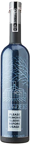 Belvedere Vodka Midnight Saber LED Flasche 1,75l 40% Vol