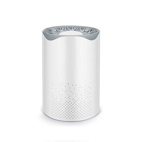 HKJCC Anti-Insectes UV, Lampe Anti-Moustique électrique à 360 ° pour éclairage, Insecte Anti-Mouches, capteur pour 50M² - Noir,White