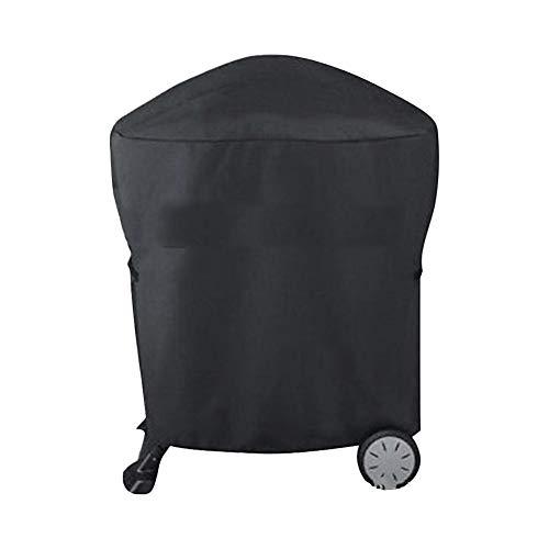 Dough.Q Housse de protection pour barbecue Weber Q1000 Q2000 (54 x 76 x 69 cm) - Noir