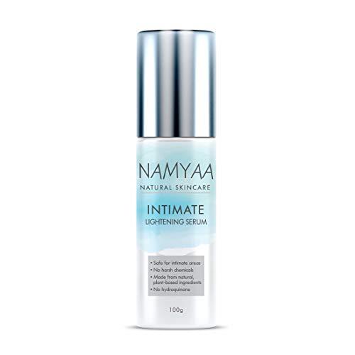Namyaa Intimate Lightening Serum, 100g For Sensitive skin of Underarms, Inner Thigh, Knee and Bikini Area