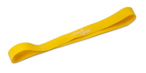 DITTMANN Rubber Band Rubberband Gymnastikband Expander Widerstand gelb leicht