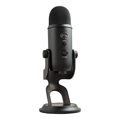 Blue Microphones Yeti USB-Mikrofon Bild