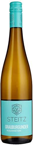 Weingut Steitz Grauer Burgunder trocken Vulkangestein (1 x 750 ml)