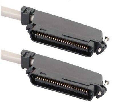 Telco Cat3 Rj21 Kabel (Stecker 90 Grad, Stecker auf Stecker 90 Grad, 10 m)