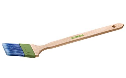 Colorus High Premium Heizkörperpinsel 50 mm | Winkelpinsel Aqua für wasserbasierte Lacke und Farben | Lackierpinsel spezieller Kunstborsten Mischung | Lackpinsel | Nischenpinsel Eckenpinsel
