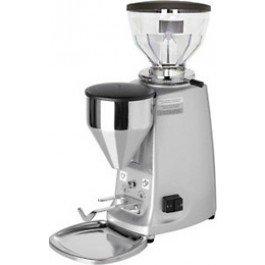 Mazzer Kaffeemühle mini elektronic B silber