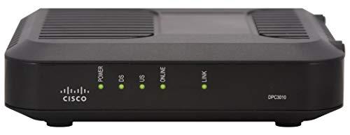Cisco DPC3010 DOCSIS 3.0 8x4 Cable Modem (Renewed)