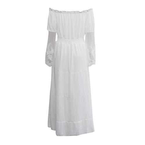 Vectry Vestidos De Fiesta Cortos Vestidos Largos Coctel Vestido De Fiesta De Encaje Vestidos Mujer Casual Verano Vestidos Mujer Verano 2019 Casual Vestido Blanco