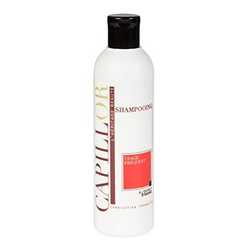 Capillor Shampooing Usage Fréquent - Fortifie et sublime les cheveux - flacon 250ml