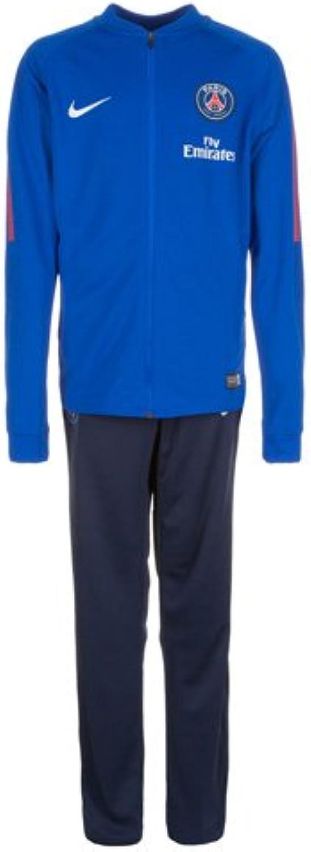 Nike PSG Y Nk Dry Sqd TRK K Trainingsanzug Unisex Kinder