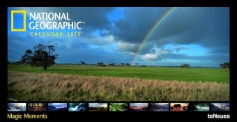 National Geographic Magic Moments 2010. Wandkalender Extra breit