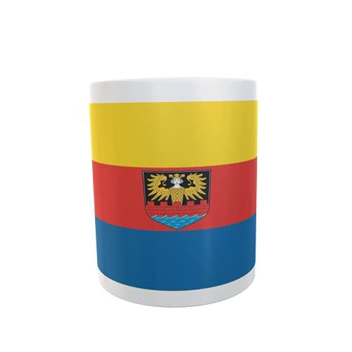U24 Tasse Kaffeebecher Mug Cup Flagge Emden