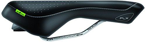 Sportourer FLX Gel Flow FA003502702 5 - Sillín de Gel para Bicicleta, Color Negro