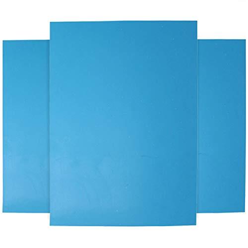 Artway Blue Polymer Láminas de polímero, azul