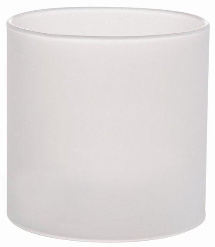 ID-Gas Ersatzglas für Gaslampe Gaslaterne 80x80 mm