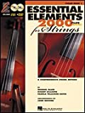 Essential Elements 2000 for Strings Book 1 DVD/CD-Rom (Viola)