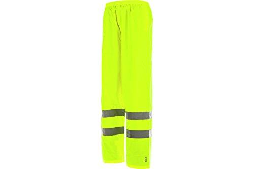 WÜRTH MODYF Warnschutz Regenhose: Die widerstandsfähige Latzhose ist in der Größe M und gelb erhältlich. Die Moderne Latzhose ist die ideale...