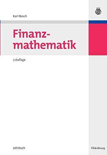 Finanzmathematik