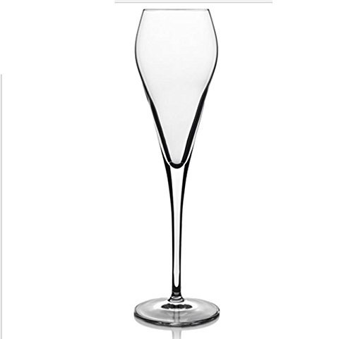 JARONG Coupe Champagne Cristal sans Plomb Tasse 200Ml