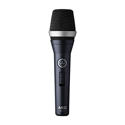 AKG D5CS Microphone Dynamique Cardioïde Noir