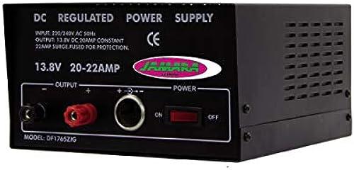 151319 - Jamara Netzger 20 22A MC Voice DF 1765