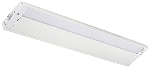 Kichler 4U30K22WHT 4U Series Under Cabinet, 1 Light LED 10 Watts, Textured White