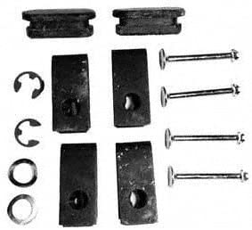 Raybestos Under blast sales H4107 Professional Grade Drum Down Kit Hold Brake Fixed price for sale Shoe