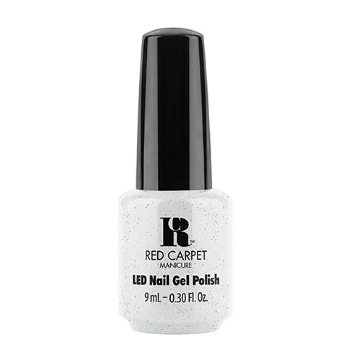 成熟ジェット習慣Red Carpet Manicure - LED Nail Gel Polish - Sugar Mama - 0.3oz / 9ml