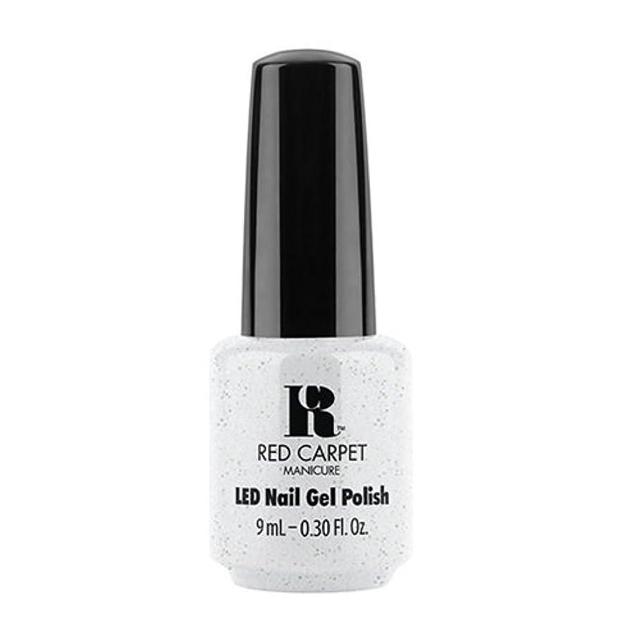 車ランプ検査Red Carpet Manicure - LED Nail Gel Polish - Sugar Mama - 0.3oz / 9ml