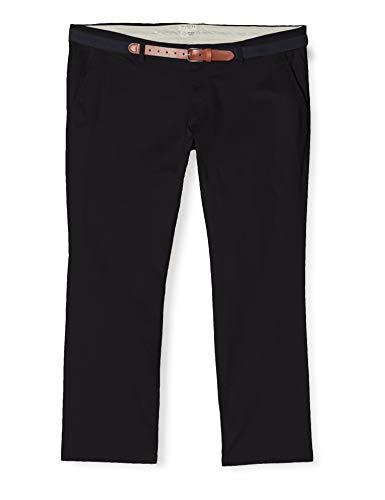 SELECTED HOMME Herren SLHSLIM-Yard Pants W PS Hose, Black, W46/L32
