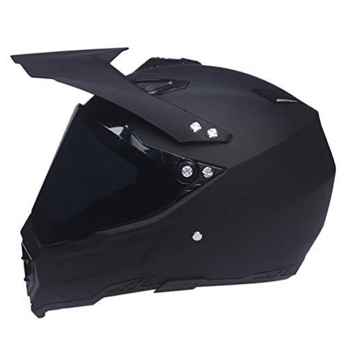 Qianliuk Casco Moto Motocicleta Casco Casque capacete Casco