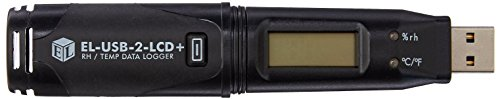 Lascar EL-USB-2-LCD Humidity, Temperature and Dew Point USB Data -