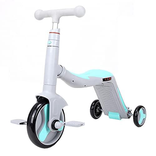 BANGNA Wheel Scooter, Patinete eléctrico, Potencia máxima, Batería Intercambiable, autonomía ilimitada, Ruedas Tubeless antirreventón