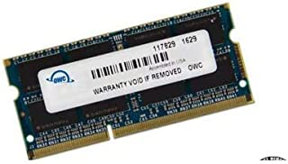 OWC 16 GB 2400 MHz DDR4 SO DIMM PC4 19200 Speicher Upgrade für 2017 iMac 27 Zoll mit Retina 5K Display (OWC2400DDR4S16G)