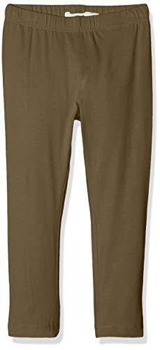 Name It Nitvivian Legging NMT Noos Pantalon, Vert (Burnt Olive), 86 Bébé Fille