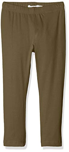 Name It Nitvivian Legging NMT Noos Pantalon, Vert (Burnt Olive), 86 Bébé Fille