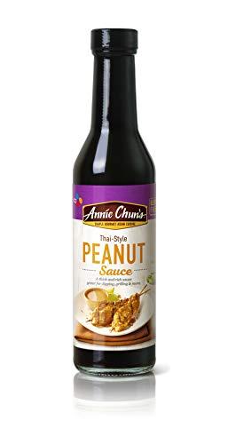 peanut sauce for thai salad - 5