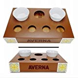 Averna Glas Display inkl. 2X Tassen