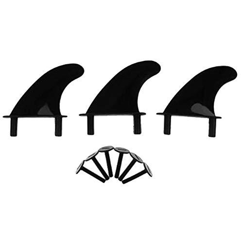 Binchil Surfboard Fin Kits Soft Top Surfboard Fins Foam Surf Boards...