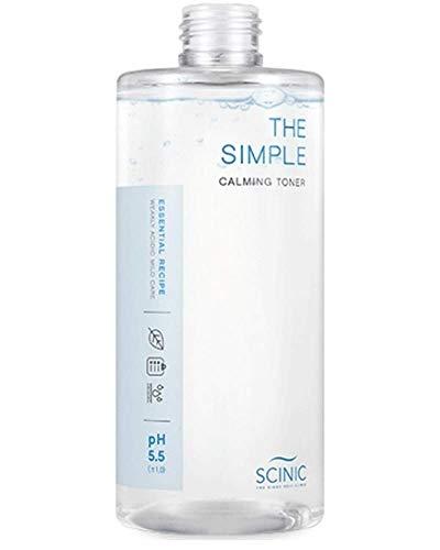サイニック(Scinic) シンプル カーミング トナー/Scinic The Simple Calming Toner (300ml [大容量])